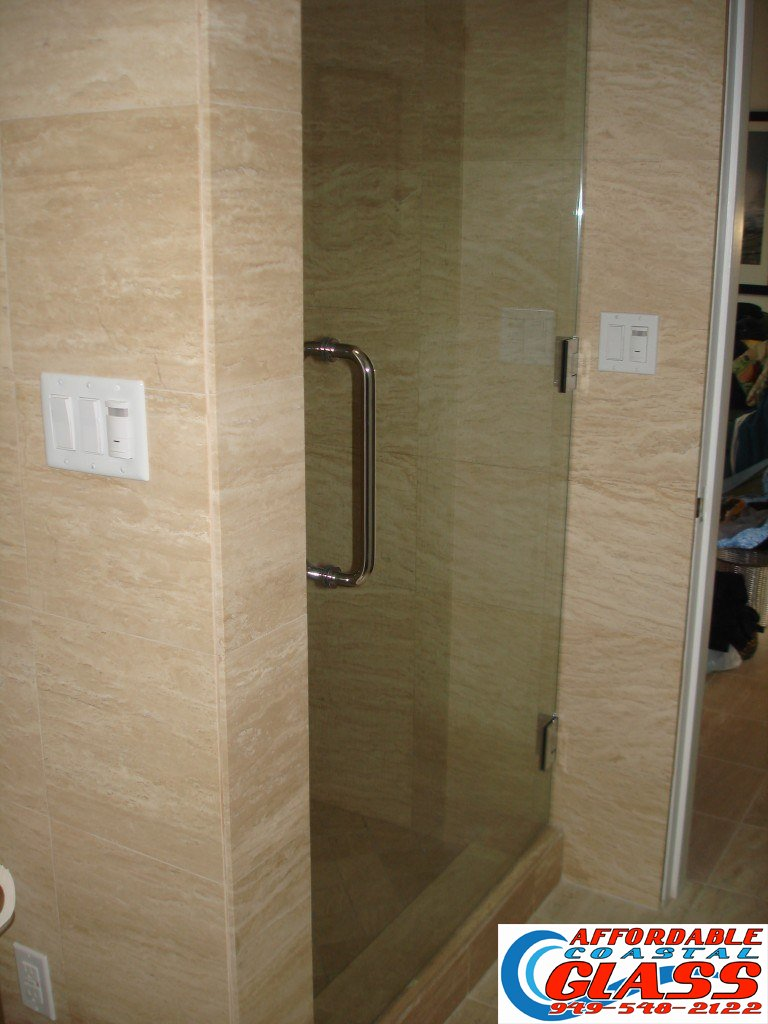 Newport Beach Shower Doors Affordable Coastal Glass Inc